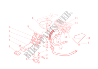 COLLETTORI ASPIRAZIONE per Ducati Monster 750 2001