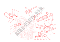 SELECTOR CAMBIO per Ducati Supersport 900 2002