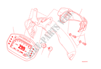 CRUSCOTTO per Ducati Monster 1200 2015