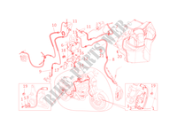 IMPIANTO ANTIBLOCCAGGIO FRENI (ABS) per Ducati Monster 696 2012