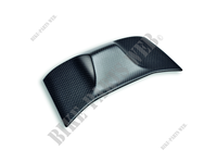 COVER HANDS FREE CARBONIO (USA) - MS-Ducati