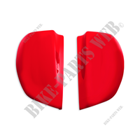SET COVER TOP CASE MS1200 - ROSSE-Ducati